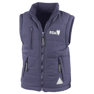 Adult Embroided RDA Bodywarmer
