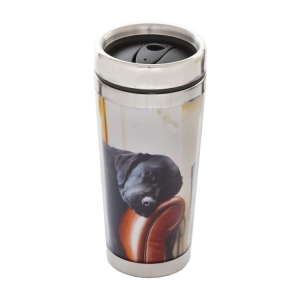 Thermal Mug - Sleeping Lab