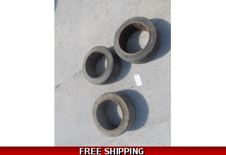 18x8x12-1/8 Solid Forklift Tires 18x8x12.125 pro tire