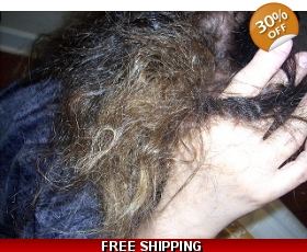 Hair Services Deposit for Detangling Tangled Matted