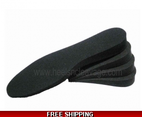 Adjustable Shoe Lifts Inserts Height Insoles