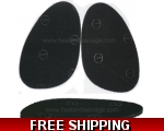 Self-adhesive Anti-slip Shoe Pads Ground Grippe..