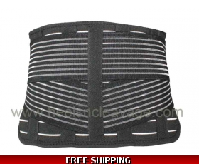Back Braces Back Support Belts Lower Lumbar Back Pain Problems