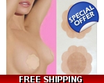 Nipple Covers  Pasties  Petal, Heart, Round Shap..