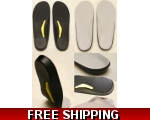 Orthotic Flat Feet Shoes Insoles Inserts Fallen..