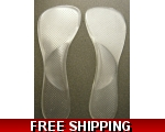 High Heel Arch Support Insoles for Her Dress Sh..