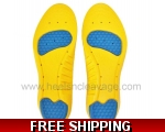 Arch Support Sport Insoles for Running Shoes Wo..