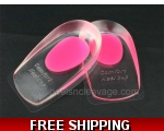 Dual Density Heel Cups Womens