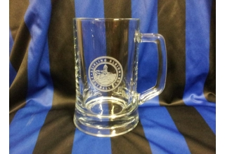 Stirling Albion FC Glass Tankard