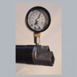 HW110 Regulator Pressure Testing Kit / Gauge