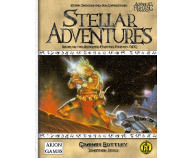 Stellar Adventures softcover