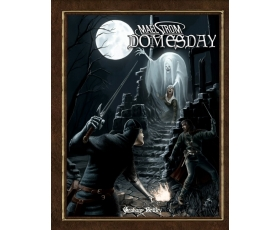 Maelstrom Domesday Hardcover