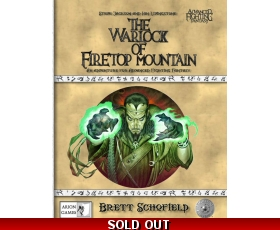 Warlock of Firetop Mountain Adventure