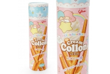 Japan Sanrio Glico Little Twin Stars Cream Collon Stick