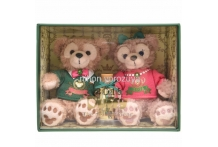 Japan Tokyo Disneysea 2016 Duffy Shelliemay Special Collection Set Doll ダッフィー シェリーメイ コレクションドールセット イヤーダッフィー 2016 東京ディズニーリゾート