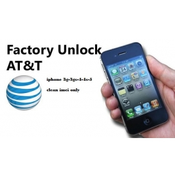 AT&T IPHONE FACTORY UNL..