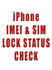 Carrier check / blacklisted imei check / Checkmend
