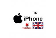 VODAFONE UK FACTORY UNLOCK IPHONE 3G 3..