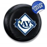 Tampa Bay Rays Spare Tire Cover