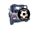 soccer ball spare tire cover 2