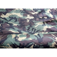 Polyester Camouflage DPM army pattern Material