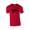 Cloud RED T-Shirt Men