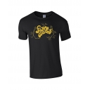 Cloud Black T-Shirt Men