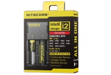Nitecore I2 Intelli Charger 18350 - 26650 IMR Universal Mod Battery Charger
