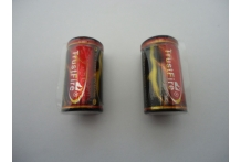 2 x 18350 RechargableTrustfire Batteries