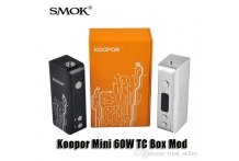60 Watt Mini Koopor Mod Temperature Crontrolled