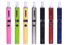 Rechargable E-Vod Atomizer 1100mah Battery Various Colours Available