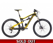 Zesty AM 427 EI Suspension Bike  Black - Yellow ..