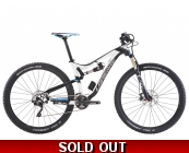 Zesty TR 529 Suspension Bike  Black - Blue 40cm ..