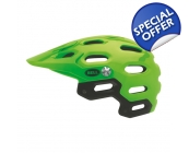 Bell SUPER HELMET - Green