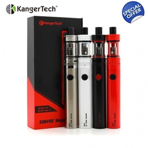 Kanger SubVod Mega 2300mAh TC 40W Starter Kit With TopTank Mini