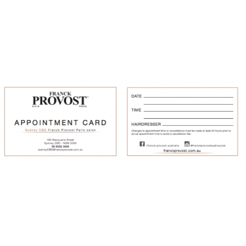Appointment Cards by 1000 - M