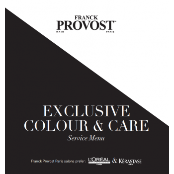 Exclusive colour &..