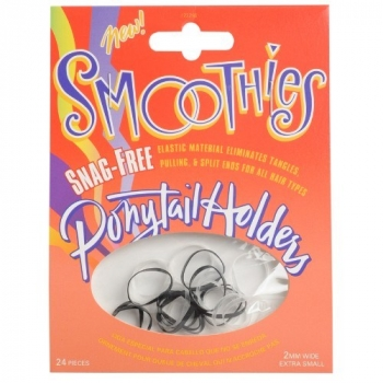 Smoothies PonyTail Holders S..