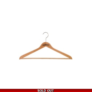 Wooden hangers by 10 - T