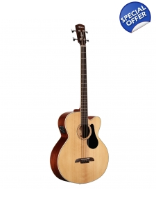 Alvarez Bass Acoustic Electric w/cutaway