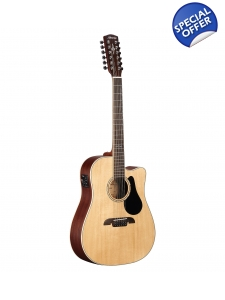 Alvarez 12 string Acoustic Electric Gu..