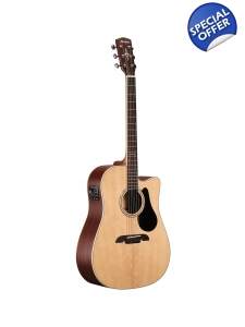 Alvarez AD60 Acoustic Electric Guitar