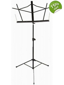 Music Stand-Stageline Black