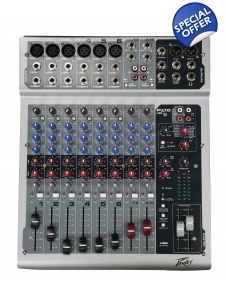 Peavey PV10USB Mixer Non-Powered