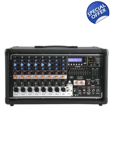 Peavey PVi 8500 Powered Mixer