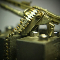 [IGK] Photo Etched Ammo Link for 1/16 German Panzer
