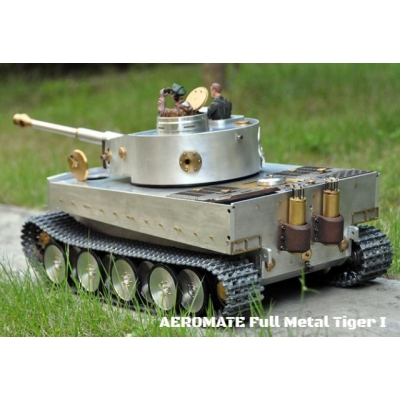 1/16 Full Metal Tiger I..