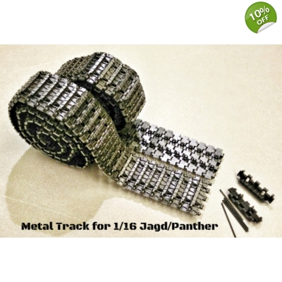 [RTDE] Early type Metal track for 1/16 RC JagdPanther/Panther Tank