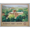 Buckfast Abbey - Buckle
