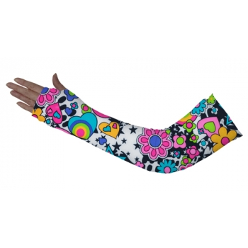 Flower Power Arm Cover